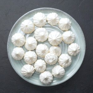 Watch Us Make: Vanilla Meringue Cookies