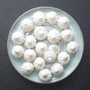 Watch Us Make: Vanilla Meringue Cookies