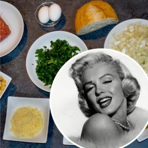 We Tried Marilyn Monroe's Homemade Stuffing Recipe