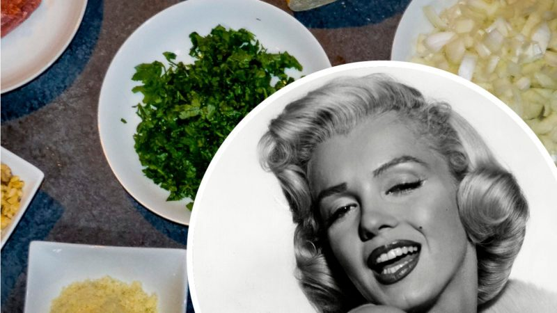 Citaten Marilyn Monroe Recipe : Marilyn monroe s original stuffing recipe taste of home