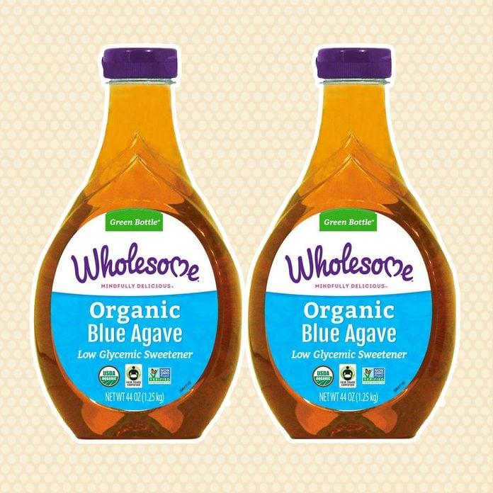 sugar alternatives Wholesome Sweeteners Organic Blue Agave