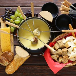 We're Having a Meltdown over This Incredible Fondue