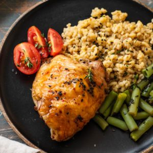 4 Reasons to Buy Chicken Thighs for Dinner