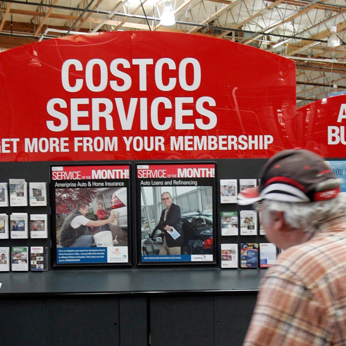 Costco services