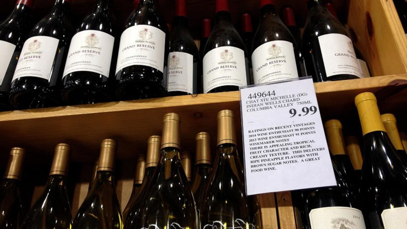 Costco wine