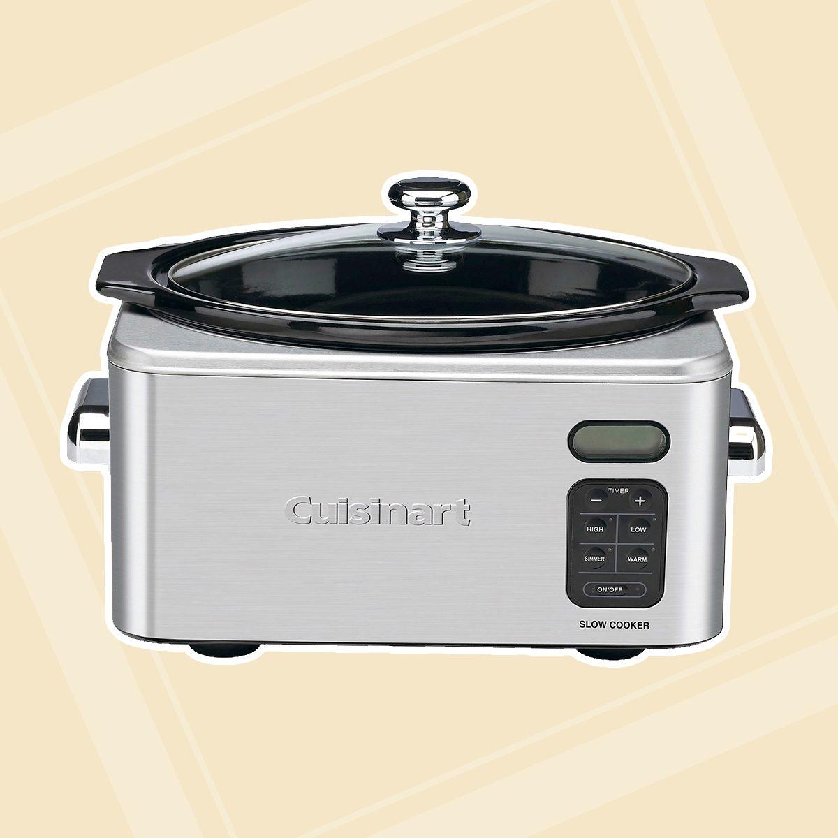 Cuisinart® 6.5 qt. Programmable Slow Cooker