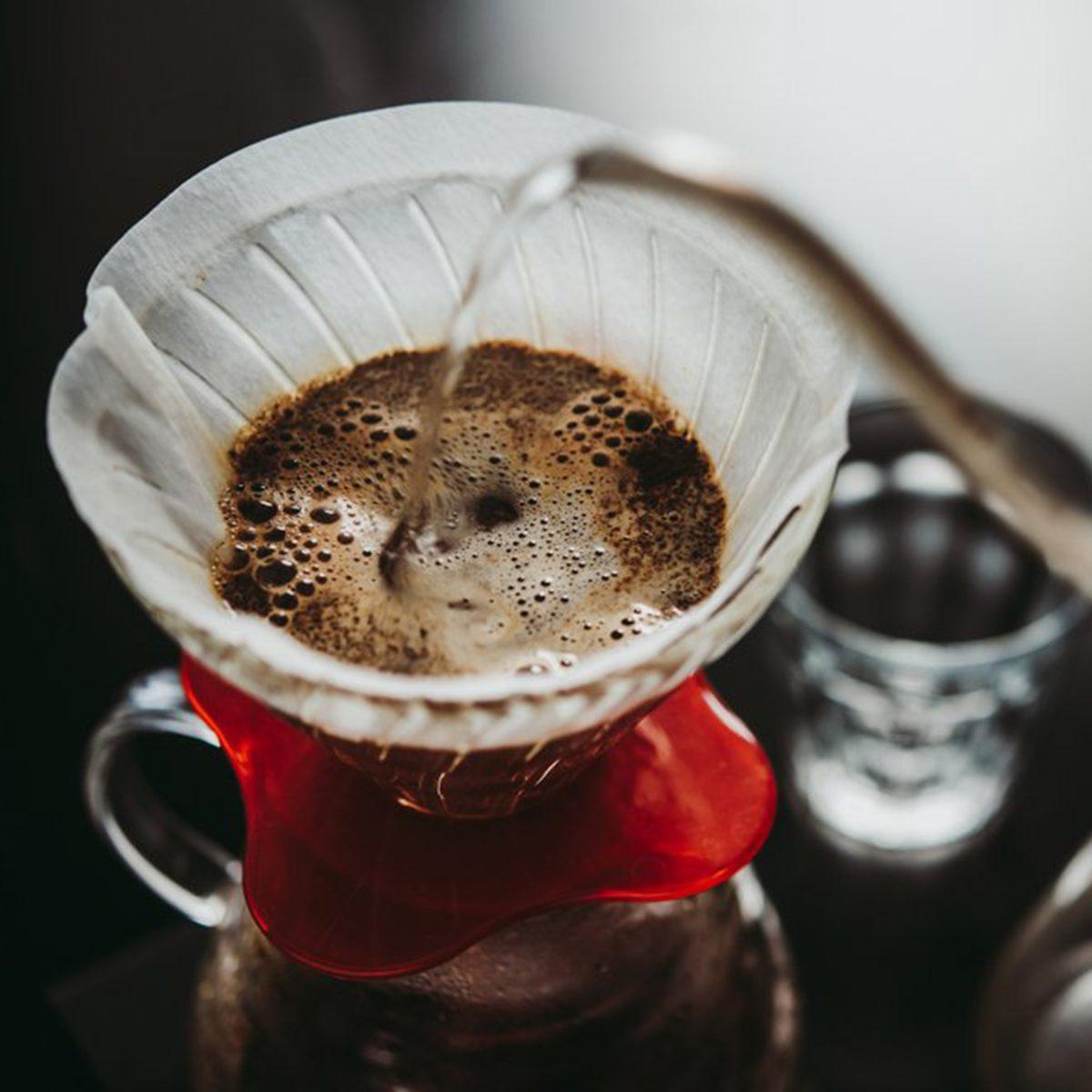 Dripper coffee