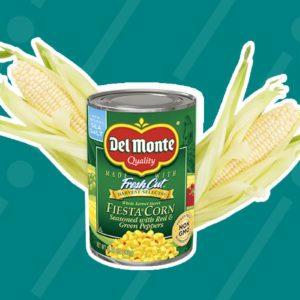 del monte fiesta canned corn