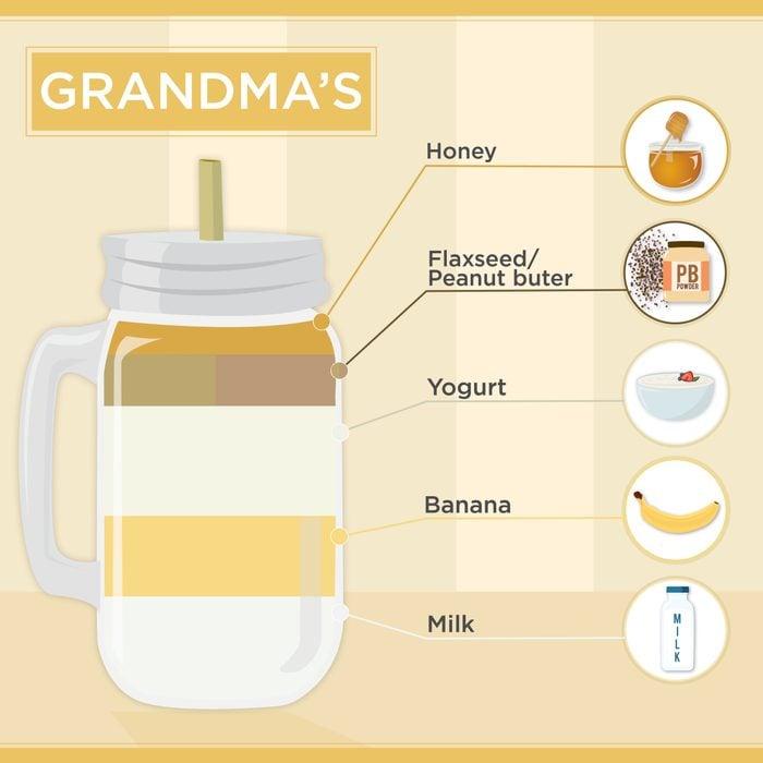 Grandmas Smoothie Recipe