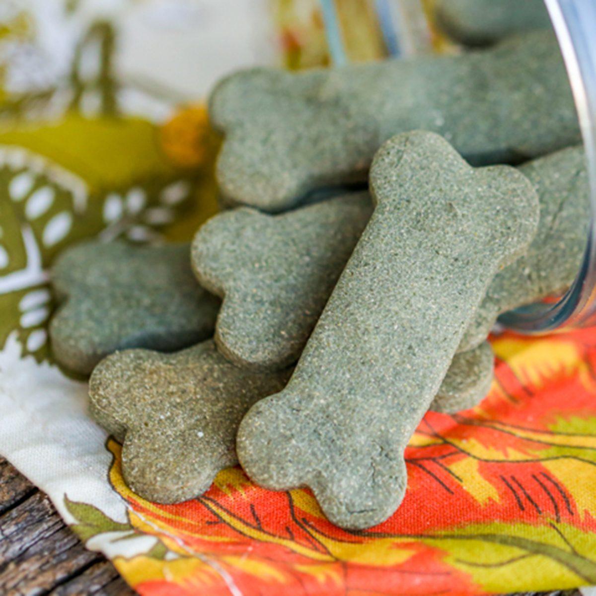 Homemade greenies