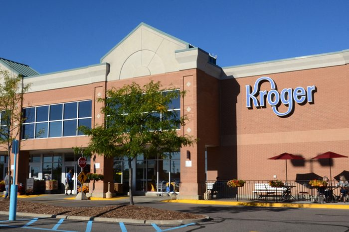 Kroger, whose west Ann Arbor store is shown on September 7, 2014, has over 2,600 stores in 31 states.