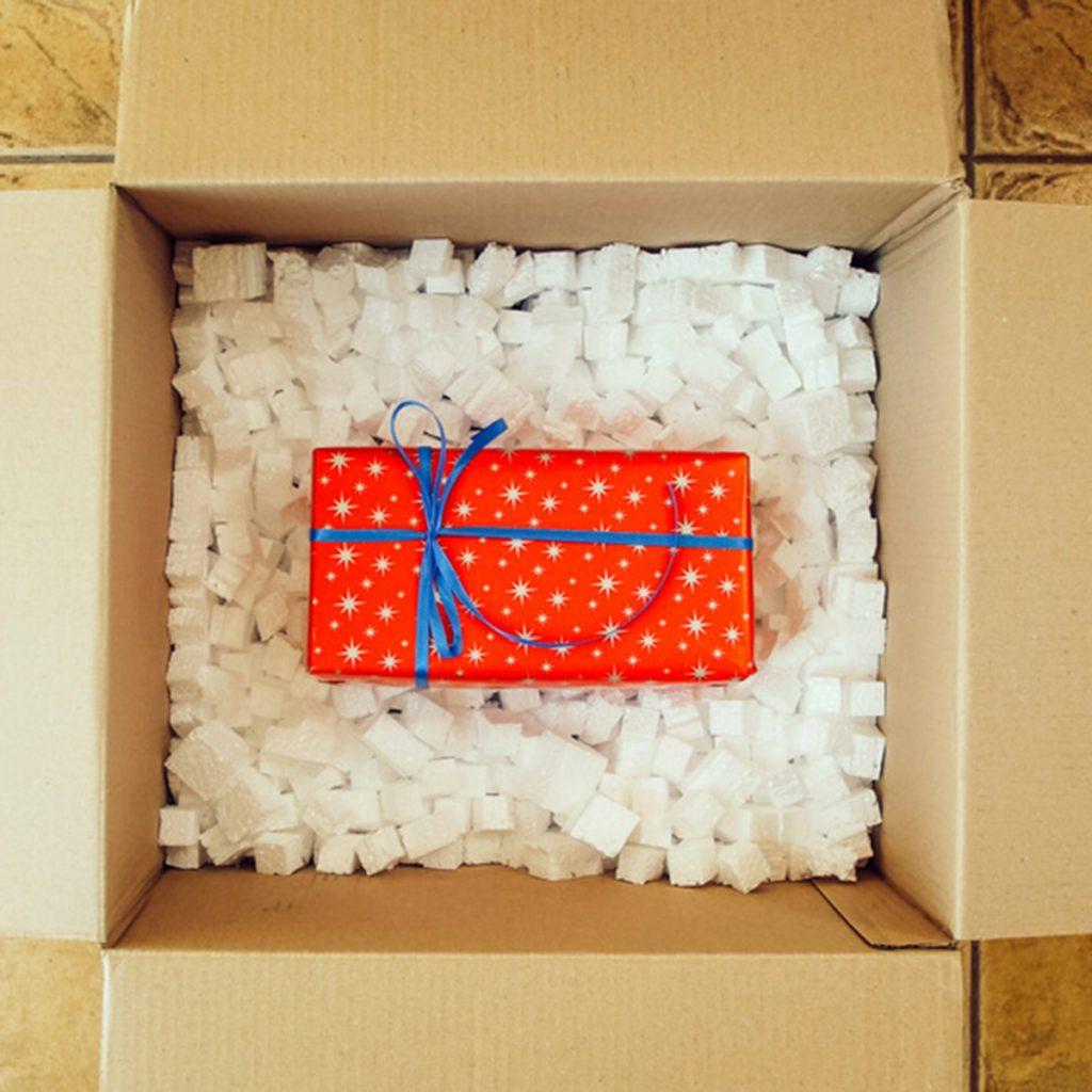 wrapping box holiday