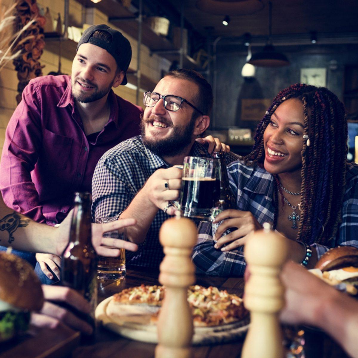 Diverse People Hang Out Pub Friendship; Shutterstock ID 570438019; Job (TFH, TOH, RD, BNB, CWM, CM): TOH