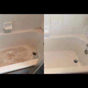 Dirty tub