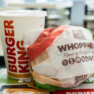 10 Things You Probably Didn't Know About Burger King's Whopper