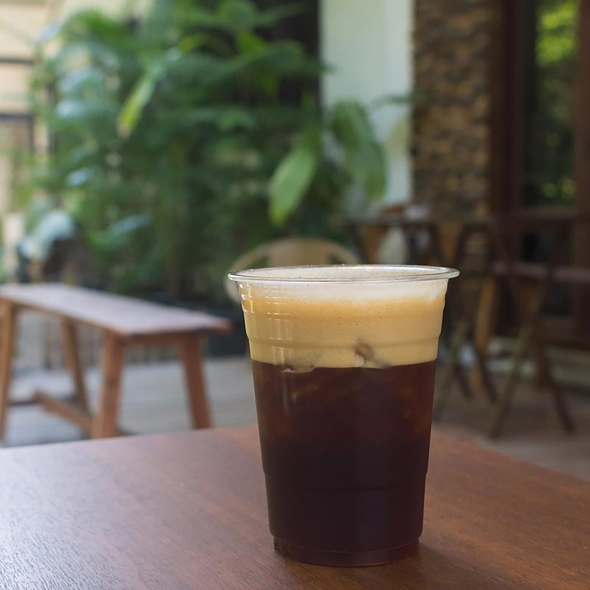 sparkling coffee