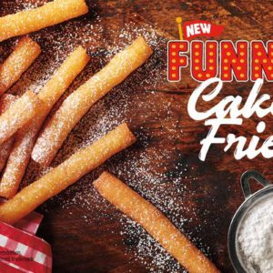 Burger King's Funnel Cake Fries Are State Fair-Worthy