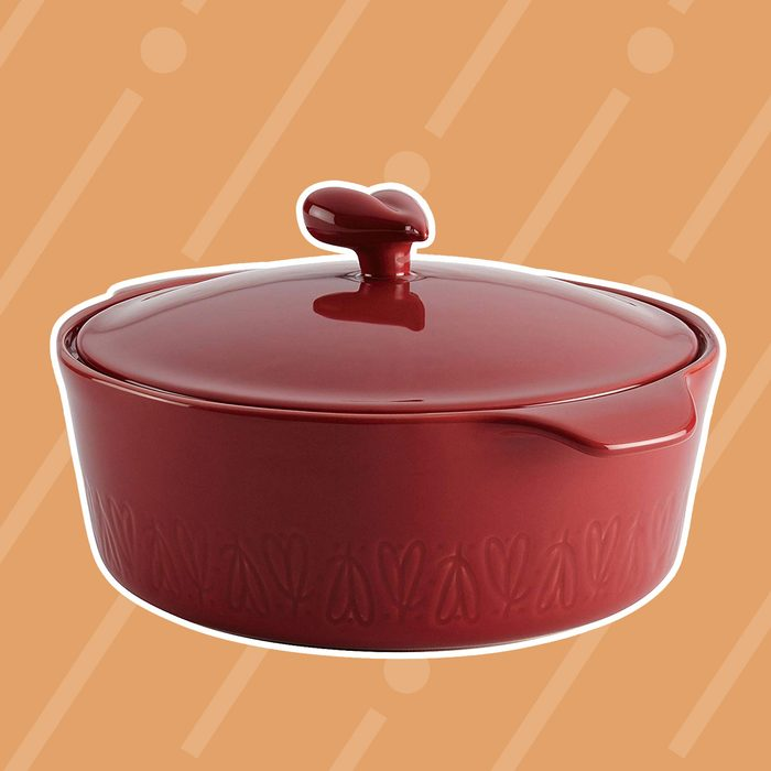 Ayesha Curry Round Casserole Dish
