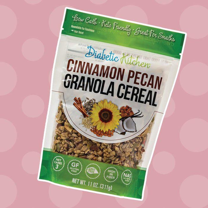 Cinnamon Pecan Granola Cereal