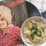 We Made Dolly Parton's Hearty Chicken and Dumplings