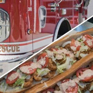 We Ate Lunch at a Firehouse & Here's What We Learned