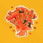 Fall in Love with a Reese's Bouquet This Valentine's Day
