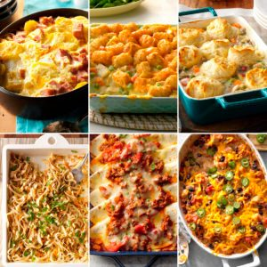 Here's a Casserole for Every Single Day This Year