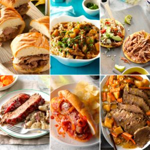 Here's a Slow Cooker Dinner for Every Day This Year