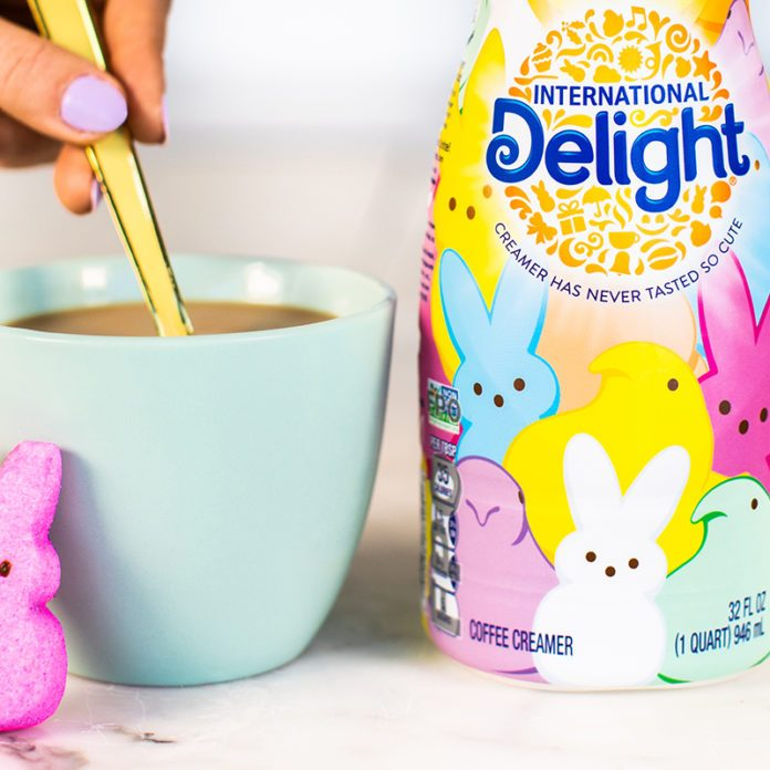 There's Now a PEEPS-Flavored Creamer—and People Aren't Sure What to Think