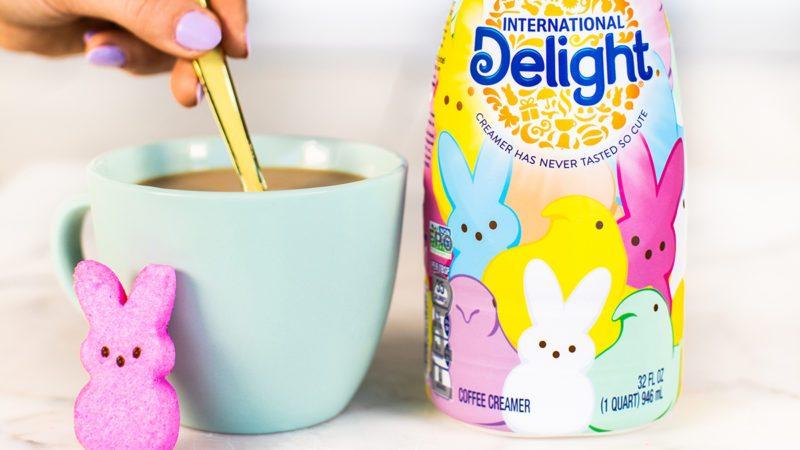 International Delight Peep flavor