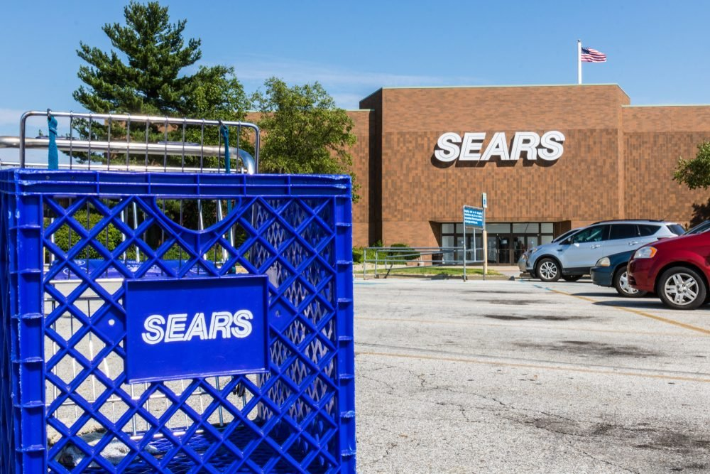 Numerous Sears Locations May Turn into This Grocery Store