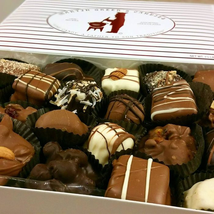 Martin Greer's Candies