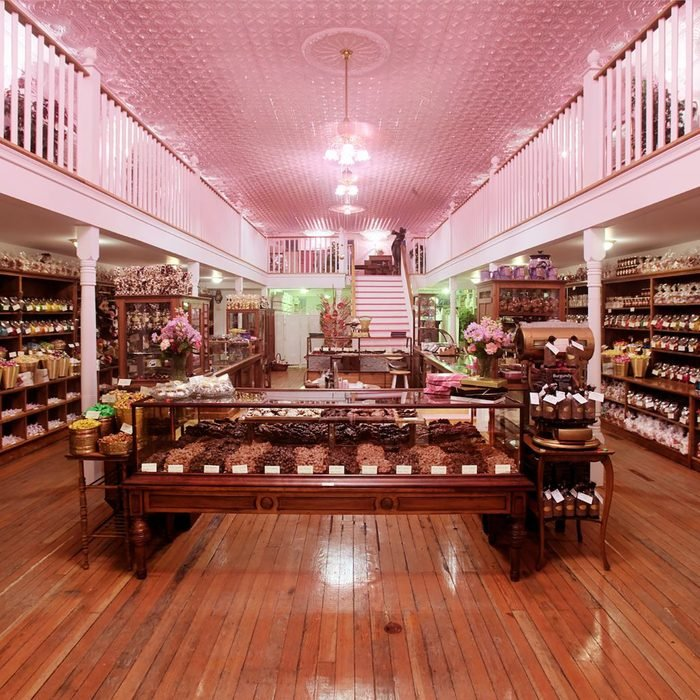 Sweet Palace, Philipsburg, The best candy shop in every state