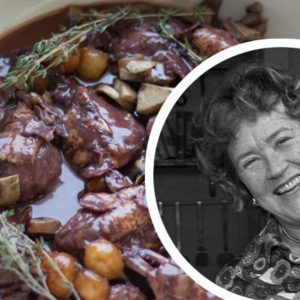 We Made Julia Child's Coq Au Vin. Here's How It Turned Out.