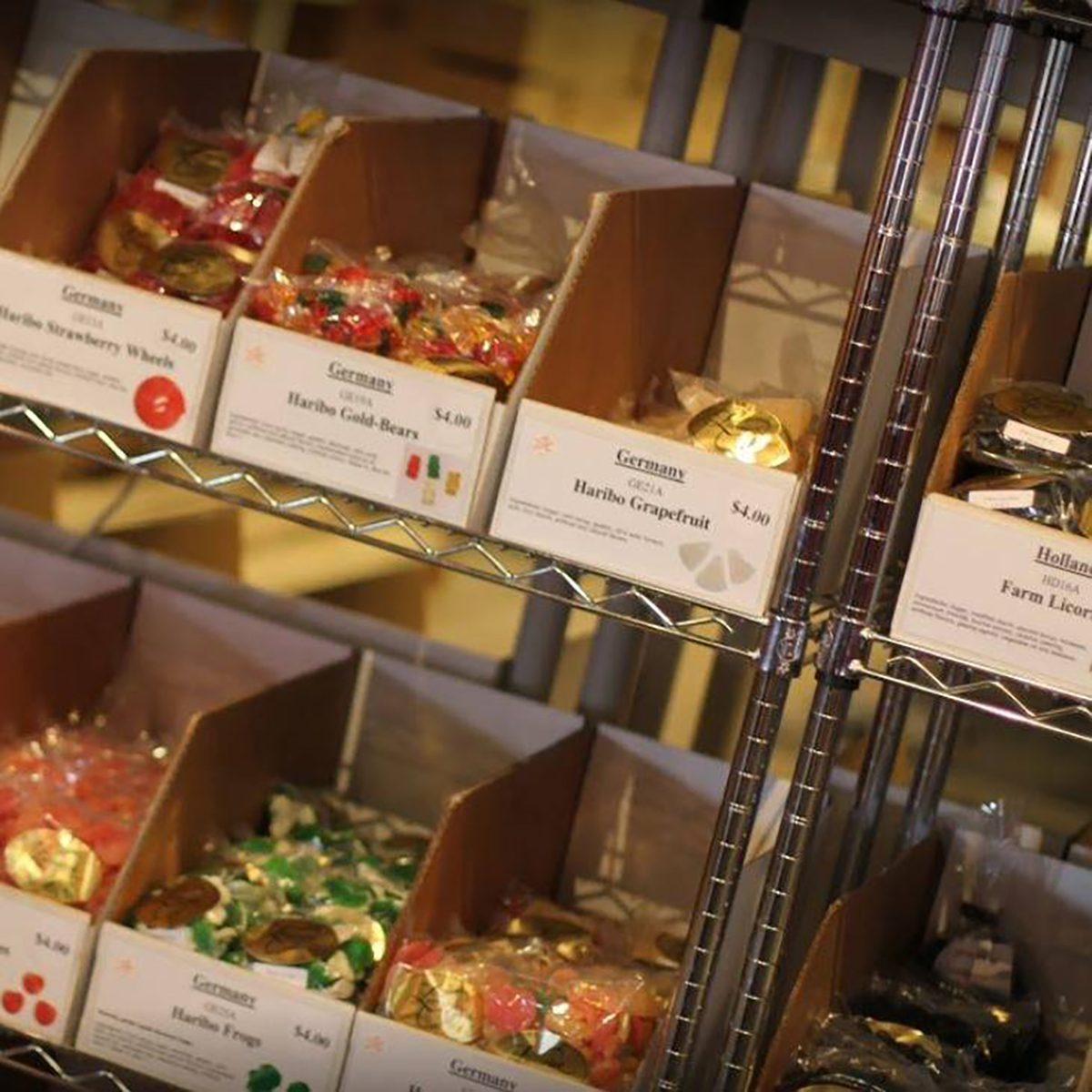 Licorice International, The best candy shop in every state