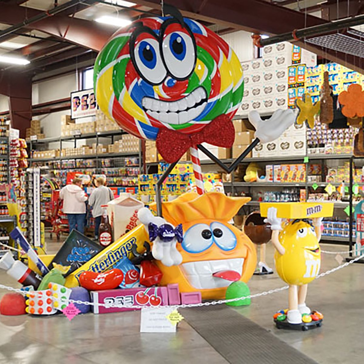 b.a. Sweetie Candy Company, The best candy shop in every state