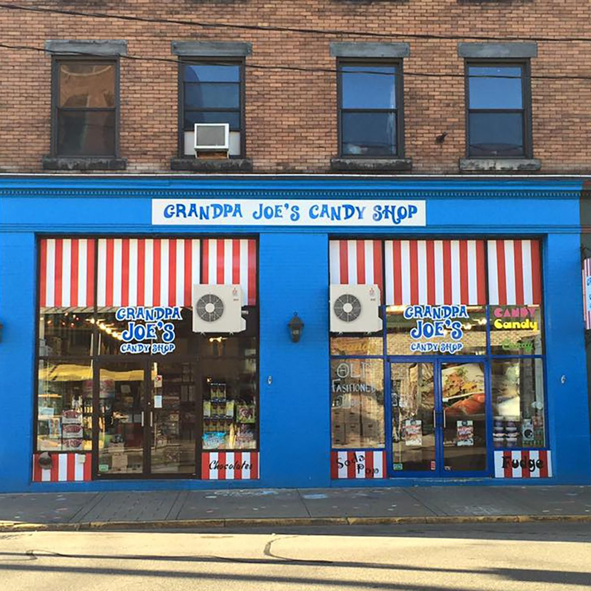 Grandpa Joe's Candy Shop, The best candy shop in every state