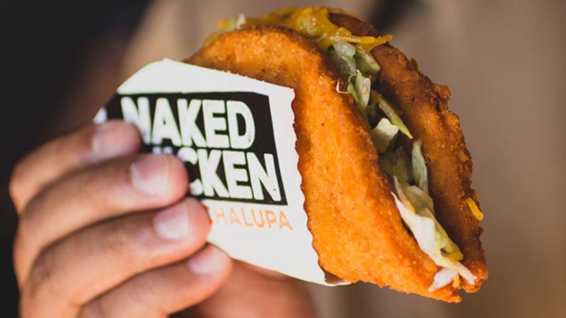 The Naked Chicken Chalupa