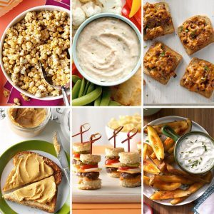 The Best Snack Recipe from Every State