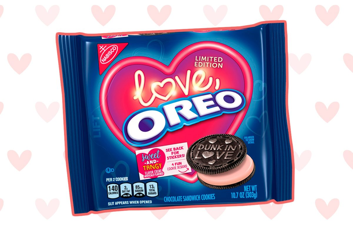 The New Valentine S Day Oreo Is Here And We Re In Love Taste Of Home