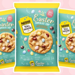 This Easter Cookie Dough Will Help You Spring Into Baking