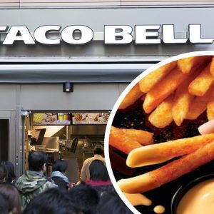 This Popular Taco Bell Menu Item Is Coming Back—but Not for Long!