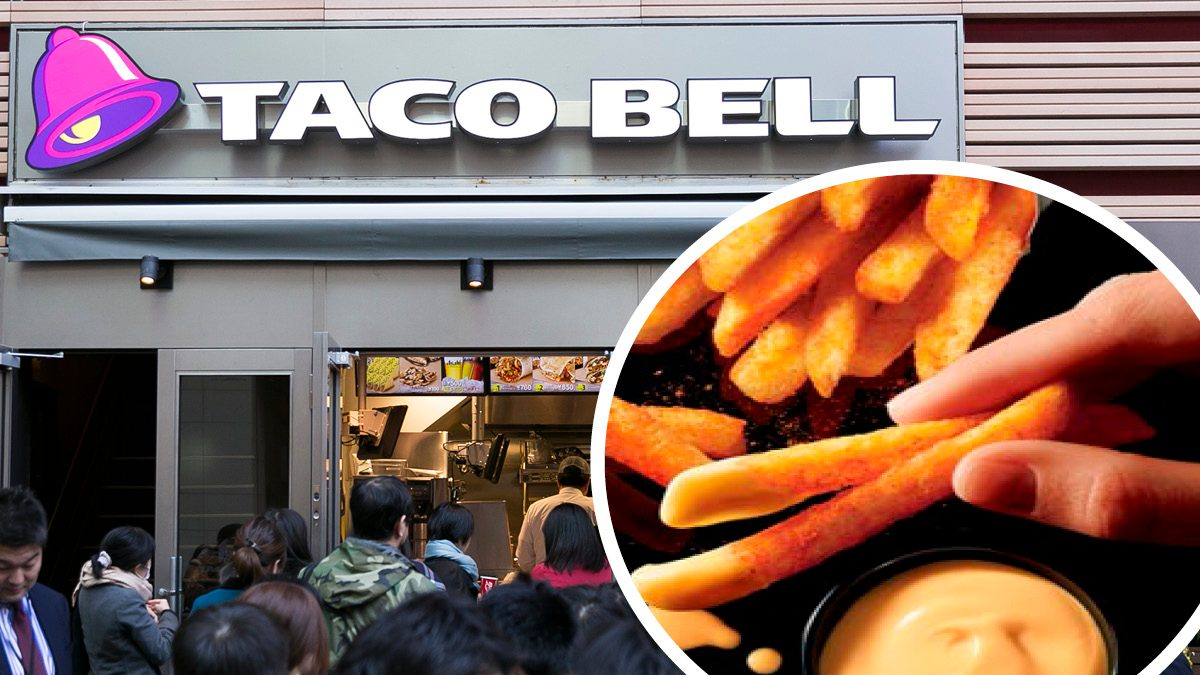 This Popular Taco Bell Menu Item Is Coming Back—but Not for Long feature image