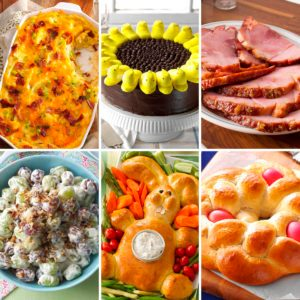 This is the Most Popular Easter Recipe from Each State