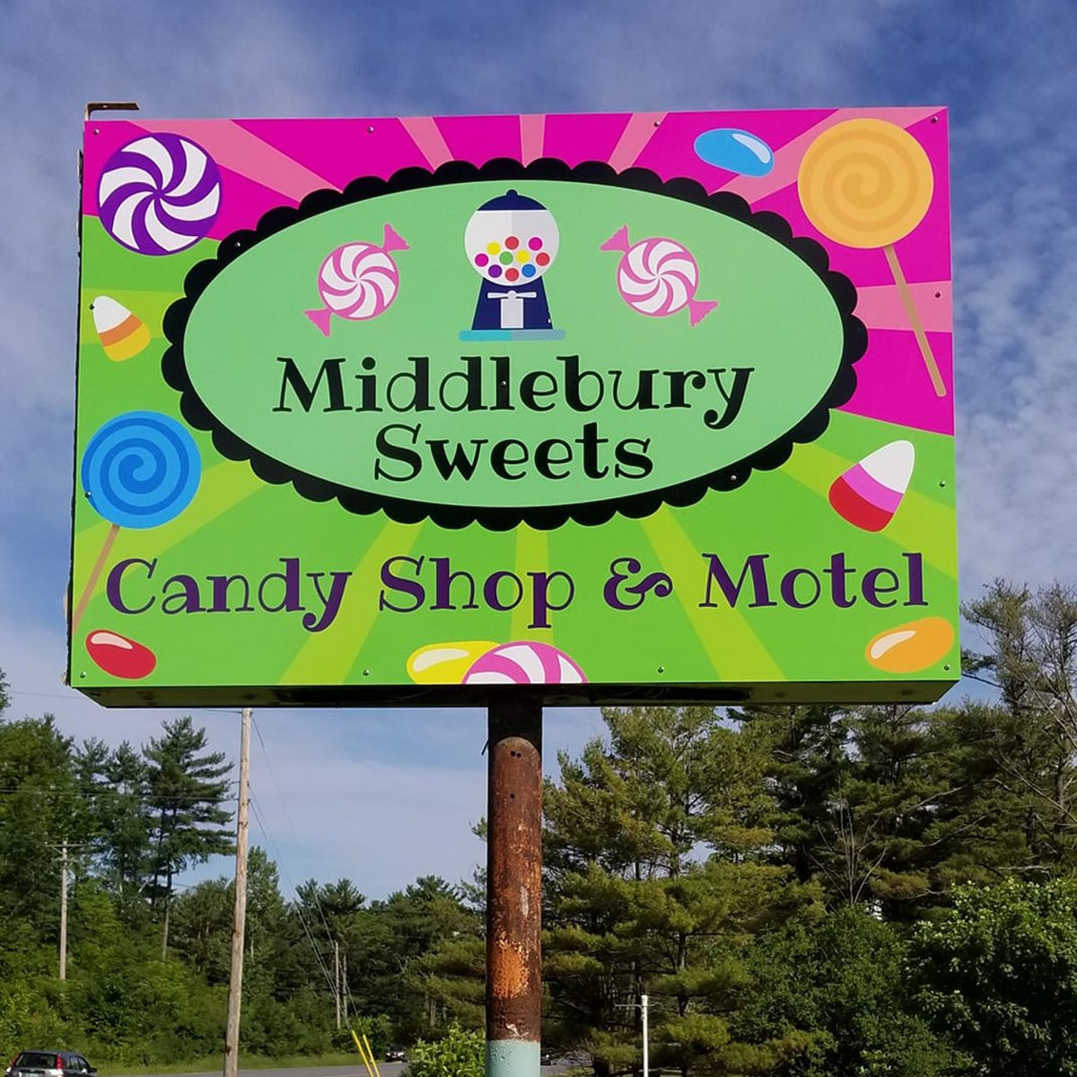 Middlebury Sweets, The best candy shop in every state