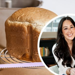 We Tried Joanna Gaines' 3-Minute Bread Recipe and It'll Change How You Bake