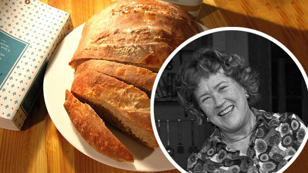 We Made Julia Child's French Bread Recipe | Taste of Home