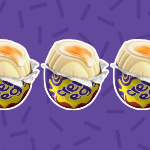 This Famous Cadbury Creme Egg Is Back—If You Can Find One!