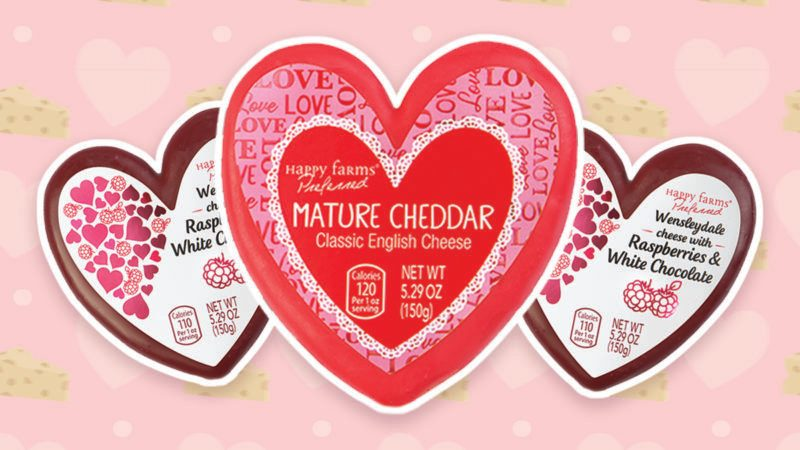 aldi cheese valentine's day