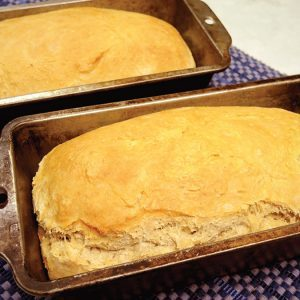 How to Make Salt-Rising Pioneer Bread